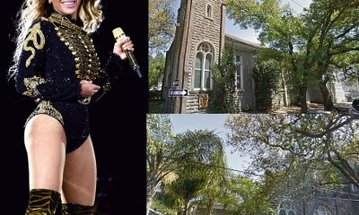 eyoncé 'Buys Church In New Orleans' After Over 900 People Stormed The Grace Cathedral Church To Worship Her (Photos)