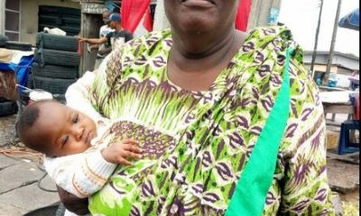 Miraculous! 62 Year Old Woman Gives Birth After 42 Years Of Marriage And 7 Years of Pregnancy (Photos)