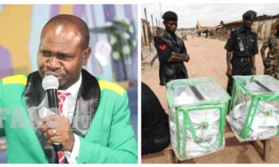 Nigerian Pastor Drops Shocking Revelation About 2019 Elections