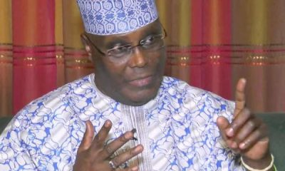 """""""I Will Restructure Nigeria In 6 Months If Elected President"""" – Atiku"""