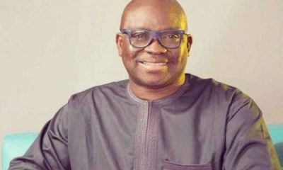 t is better to owe salaries than to sack workers – Fayose says as he praises Ekiti Workers