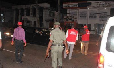 EFCC storm Club 57 in Lagos, arrest 12 suspected yahoo boys