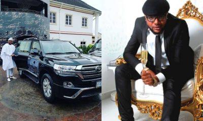 Customs Impounds E-Money's 10 Luxury Vehicles Over Import Duty