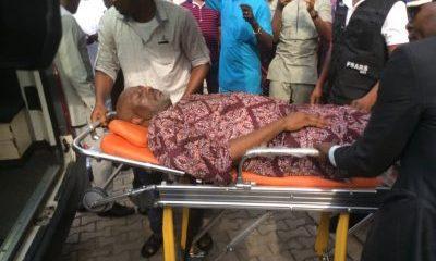 Police Successfully Move Dino Melaye To Lokoja