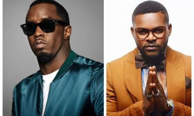 "Diddy Reacts To Falz's Nigerian Version Of ""This Is America"""