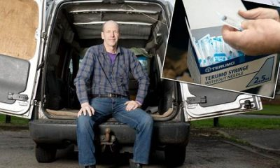 Donor Who Has Fathered 65 Kids From The Back Of His Van