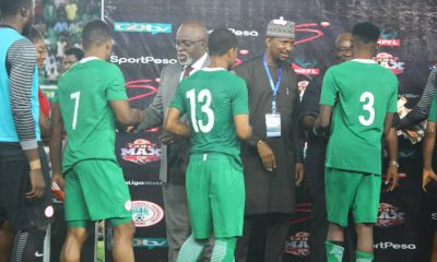 Nigeria Vs Atletico Madrid: LaLiga Side Defeat Super Eagles 3-2