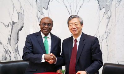 Nigeria Finally Seals N720bn Currency Swap Deal with China