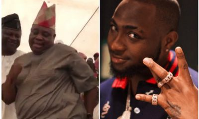 'I Trained Davido With Few Skills Helping Him In His Career' – Senator Adeleke
