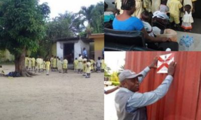 Lagos State Government Shuts Down Illegal Orphanage Home, Rescues 24 Children