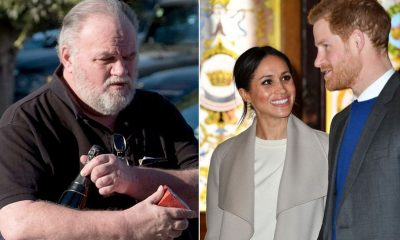 Meghan Markle's Father, Thomas Markle 'Pulls Out Of Royal Wedding'