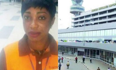 Nigerian airport cleaner returns $6,000 found in toilet