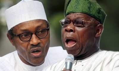 Obasanjo's Letter To Me Asking Me Not To Run Was Abusive - Buhari Laments