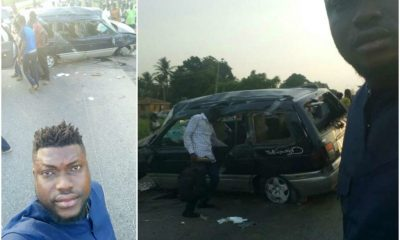 Photos: Cab Driver Dies Minutes After Slamming Passengers Who Cautioned His Reckless Driving