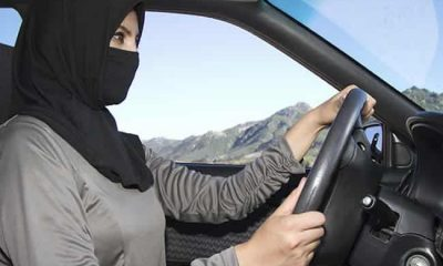 Men Who Harass Saudi Female Drivers Risk $.8m Fine, 15-Year Jail Term