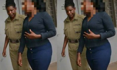 Police Arrest Slay Queen Who Fakes Her Own Kidnap Over Debts (Photo)
