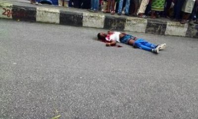 Suspected Cultist Murdered By Alleged Gang Rival Members In Delta (Photos