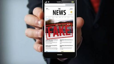 Sharing Fake News Could Attract Two-Year Jail Term