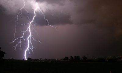 Lightning Strikes 10 Women In Kenyan Village
