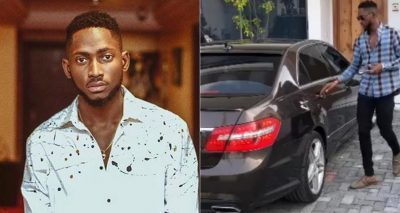 #BBNaija: Lady Calls Out Miracle For Showing Off Benz After Deceiving Poor Fans