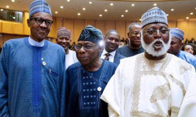 $16bn Power Project: Obasanjo Fires Back, Says Buhari Is Ignorant