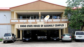 """Members of the Ondo State House of Assembly, Tuesday, impeached the deputy speaker, Mr. Iroju Ogundeji for allegedly working at variance with the Speaker. The motion for Ogundeji's impeachment was moved by Mr. Fatai Olotu from Akoko Northeast constituency and supported by Mr. Malachi Coker Adeniyi Emmanuel of Ilaje constituency (II). He was immediately replaced with Hon Bimbo Fajolu of Ile-Oluji/Oke-Igbo constituency and has been sworn-in. The sack of Ogundeji was a sequel to the power play between him and the speaker Bamidele Oloyelogun. Vanguard learned that the lawmakers, in an impeachment notice, signed by 18 out of the 26 members accused Iroju of working at variance with the Speaker. While moving the motion for Iroju's sack, Olotu said: """"Such a frosty relationship between the office of the Speaker and his Deputy is not in the interest of members. The office of the Speaker is an exalted one that must be respected."""" Corroborating Olotu's position, Mr. Olajide Sunday, who seconded the motion for impeachment, maintained that the 18 lawmakers who signed the impeachment notice were convinced that working at cross purposes by the Speaker and the Deputy would not bring the desired democratic dividends to the people."""