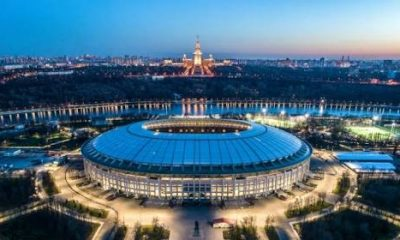 Russia Prepares For World Cup Drone Attack