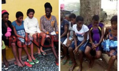 257 Illegal Baby Factories Uncovered In Imo State