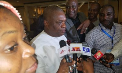 """""""We Used To Kill People During Congresses In PDP''- Ex-Governor Orji Uzor Kalu (Video)"""