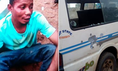 Robber Steals Car With A 3-Year-Old Inside In Ogun State