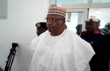 Minna Jailbreak: ''182 Prisoners On The Run, Two Were Meant To Be Executed Today'' Minister Of Interior, Abdulrahman Dambazzau Says