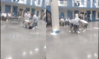 Inmate Killed By Mexican Prison Gang After Being Stabbed More Than 20 Times (Disturbing Video)