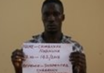 Photo: Man Sentenced To Two Years Imprisonment For Possession Of Counterfeit Currencies
