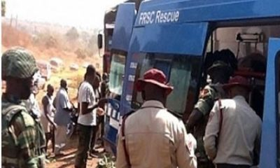 Five People Dead In Road Accident In Niger State