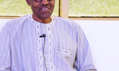 ''Stop 'glorifying thieves'' President Buhari appeals to Nigerians
