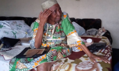 Meet 94-Year-Old Nigerian Woman Who Has Lived All Her Life With Sickle Cell (photos