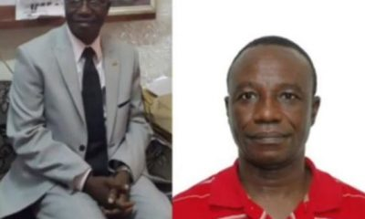 Sex For Marks: Professor Richard Akindele OF OAU Sacked For Sexual Harassment