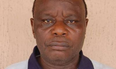 Photo: EFCC Arrests Elderly Man Who Operates Fake Degree - Awarding College In Port Harcourt
