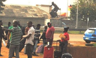 US Deports 34 Nigerians Over Various Offences (photo)