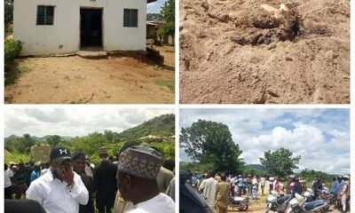 Photos: Popular Pastor Arrested In Kogi For Killing Sex Worker For Ritual; Beheaded, Chopped Off Her Hands And Legs