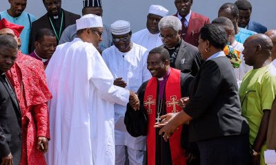 """Don't Intervene In The Death Sentence On Five Christian Men Who Killed A Herdsman"" : Muric Tells President Buhari"