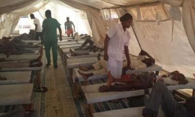 24 Fresh Cholera Cases Recorded In Adamawa State