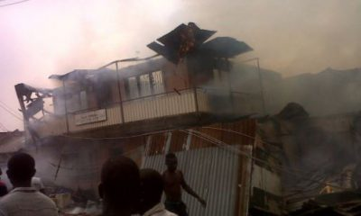 Two Children Burnt To Death In Mysterious Fire In Ondo State