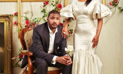 Breath-Taking Photos Of Billionaire Bride Hauwa Indimi And And Groom Mohammed Yar'Adua