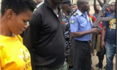 Imo State University Student Arrested For Attempting To Castrate Lover After Sex