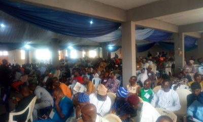 Highlights Of The Maiden Oshogbo Assembly Forum On The Political Future Of Oshogbo