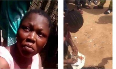Actress Yetunde Akilapa Caught Stealing Again 3 Years After Being Caught Stealing