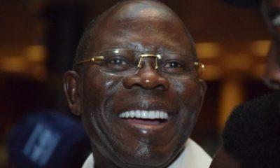 BREAKING: Adams Oshiomole Declared APC National Chairman