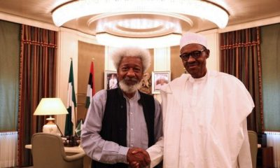 Stop Confusing Nigerians, You Can't Admire Abacha And Honour Abiola, Wole Soyinka Tells Buhari