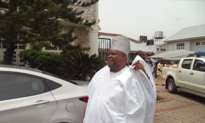 Messy Details And Reckless life Style of Dancing Senator, Demola Adeleke Exposed – Reason why He wants to Succeed Aregbesola